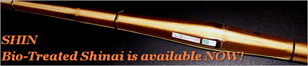 New KendoStyle Bio-Treated Shinai SHIN Arrival!