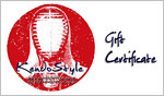 Gift Certificate (Printed)