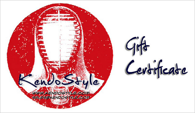 Gift Certificate (Printed) - Click Image to Close