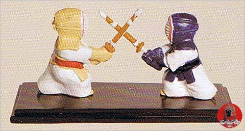 Kendo Figure Keiko 2 Kenshi [FIGURE-KEIKO2] - $9 99 : KendoStyle